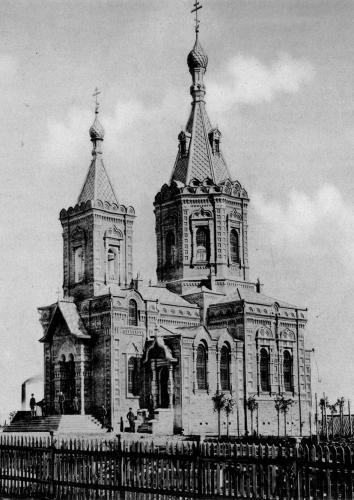 Заводська православна церква святого Миколая