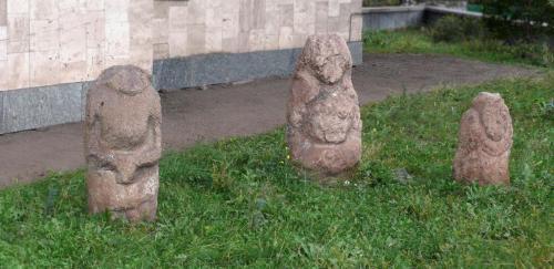 Половецькі кам'яні баби, ХІІ ст.